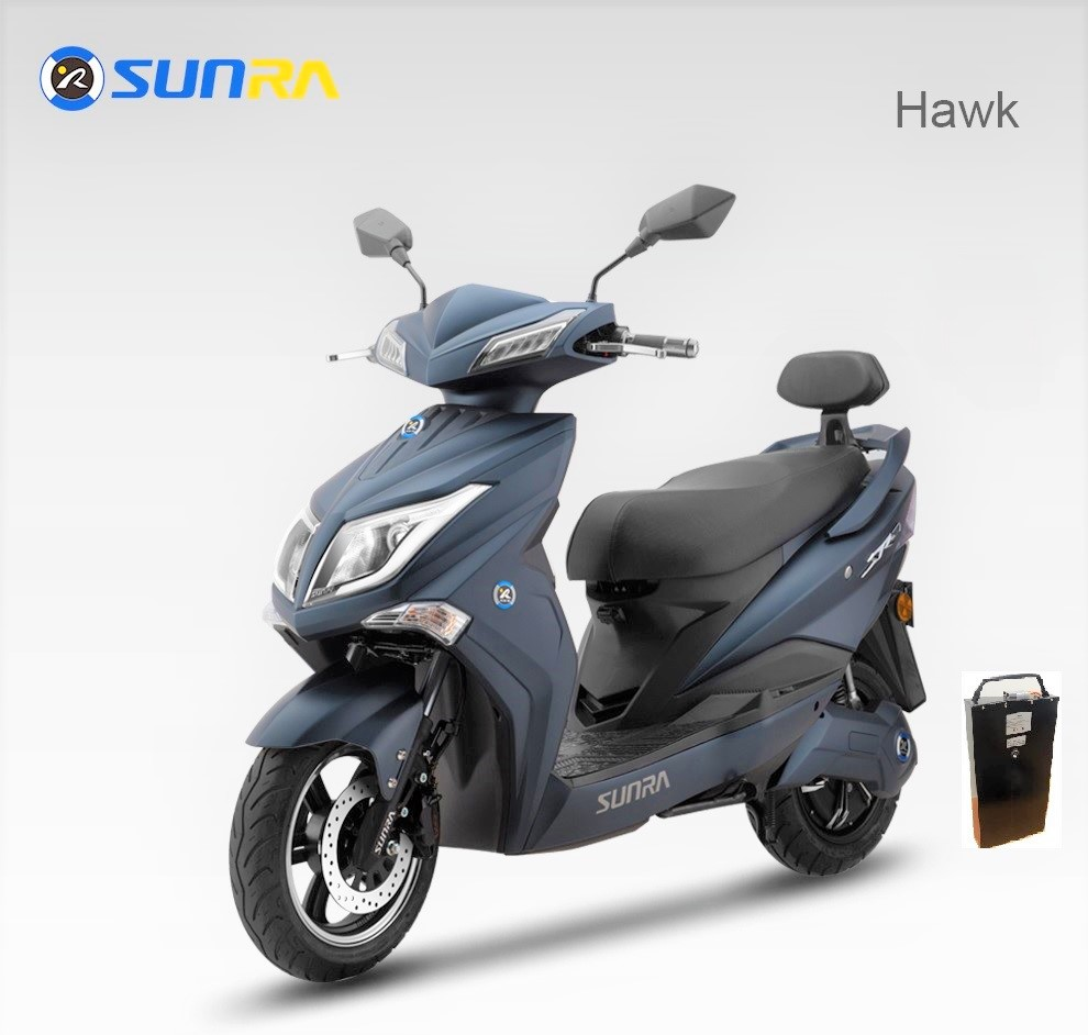 hawk plus iliktriko skouter electrodynamicwheels