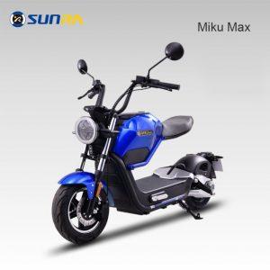 Ηλεκτρικό Μηχανάκι Sunra Miku Max 00001