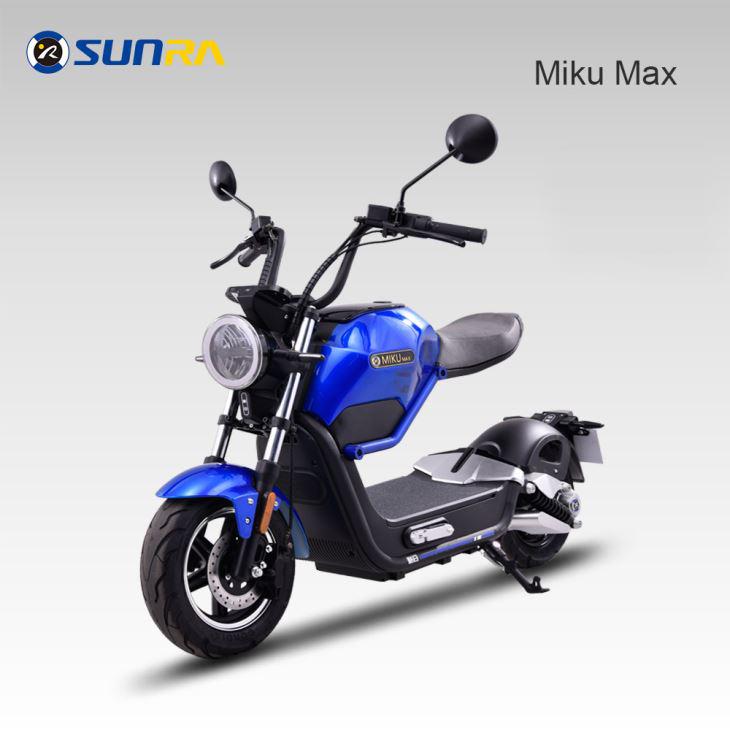 Μηχανάκι Sunra Miku Max 00001