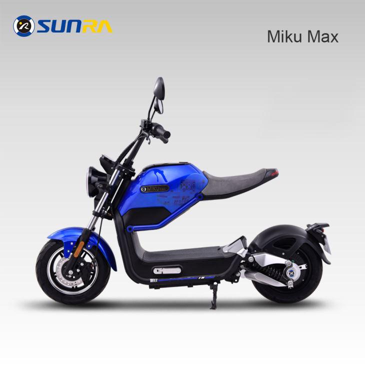 Μηχανάκι Sunra Miku Max 00002