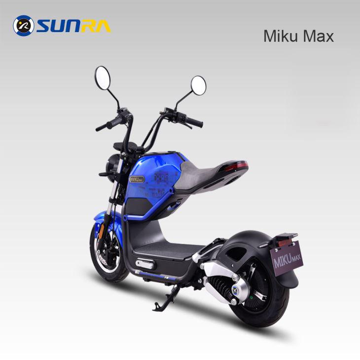 Μηχανάκι Sunra Miku Max 00003