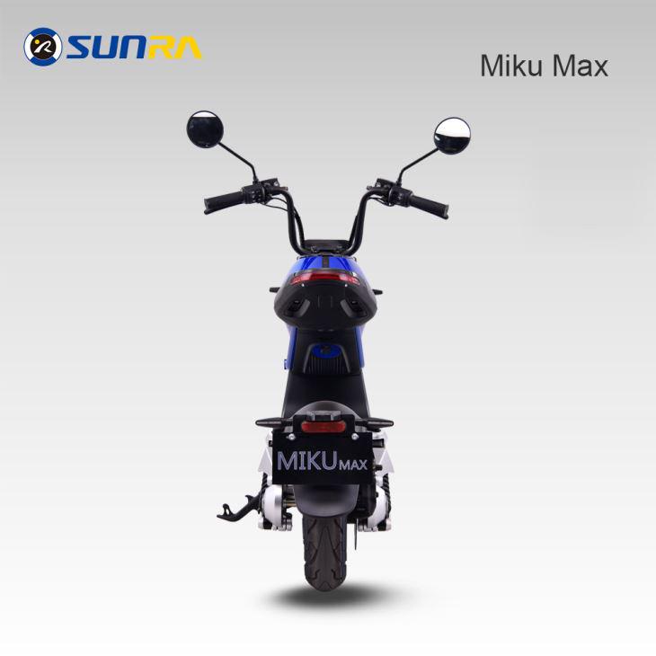 Μηχανάκι Sunra Miku Max 00004