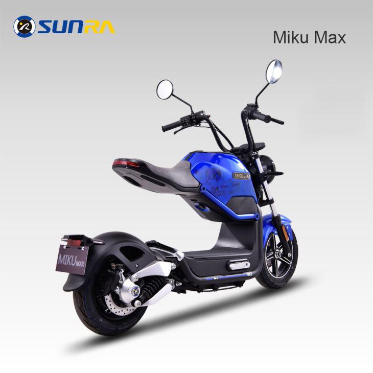 Μηχανάκι Sunra Miku Max 00005