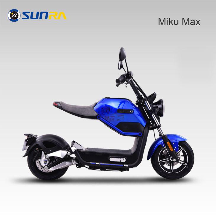 Μηχανάκι Sunra Miku Max 00006
