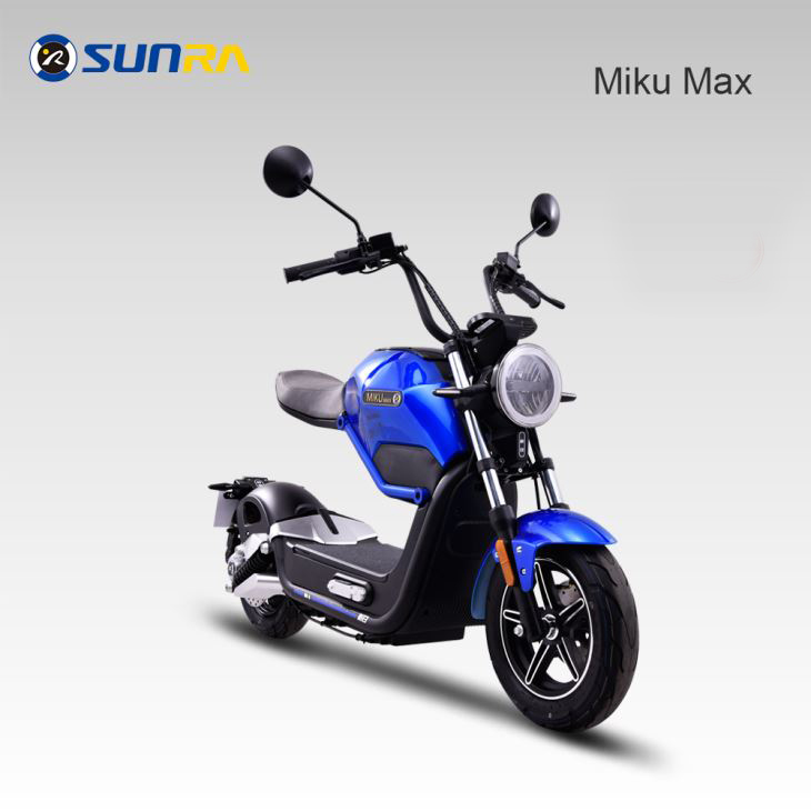 Μηχανάκι Sunra Miku Max 00007