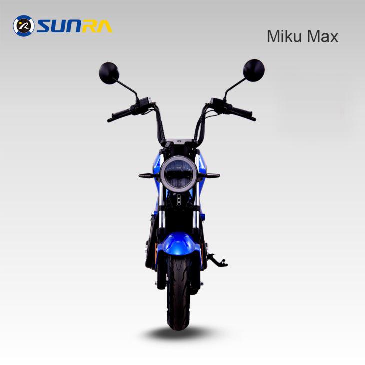 Μηχανάκι Sunra Miku Max 00008