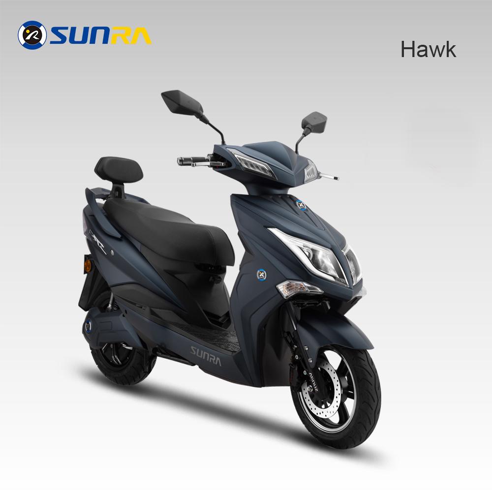 Ηλεκτρικό Σκούτερ Sunra Hawk 00001
