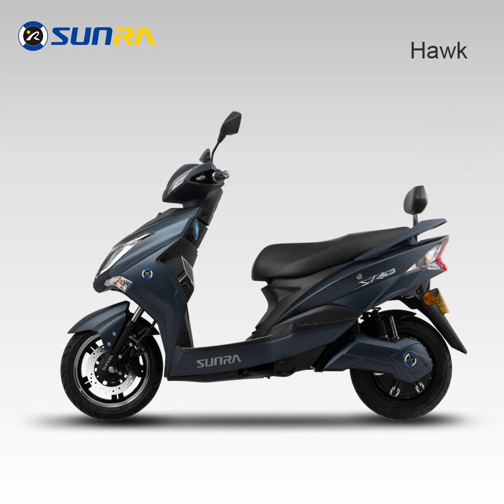 Ηλεκτρικό Σκούτερ Sunra Hawk 00003