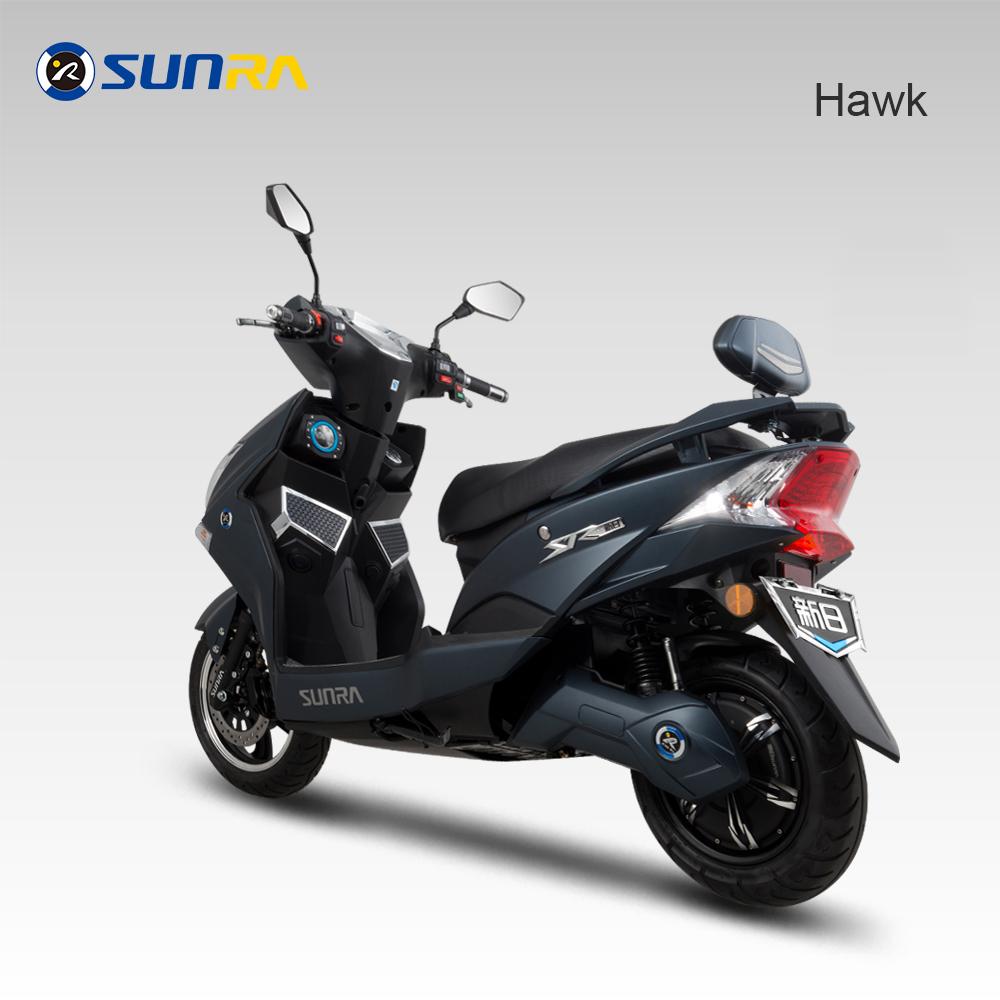 Ηλεκτρικό Σκούτερ Sunra Hawk 00004