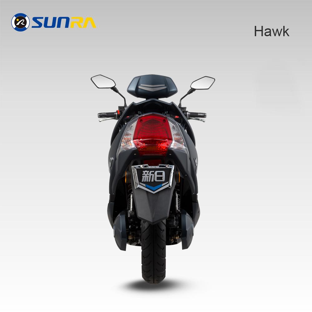 Ηλεκτρικό Σκούτερ Sunra Hawk 00005