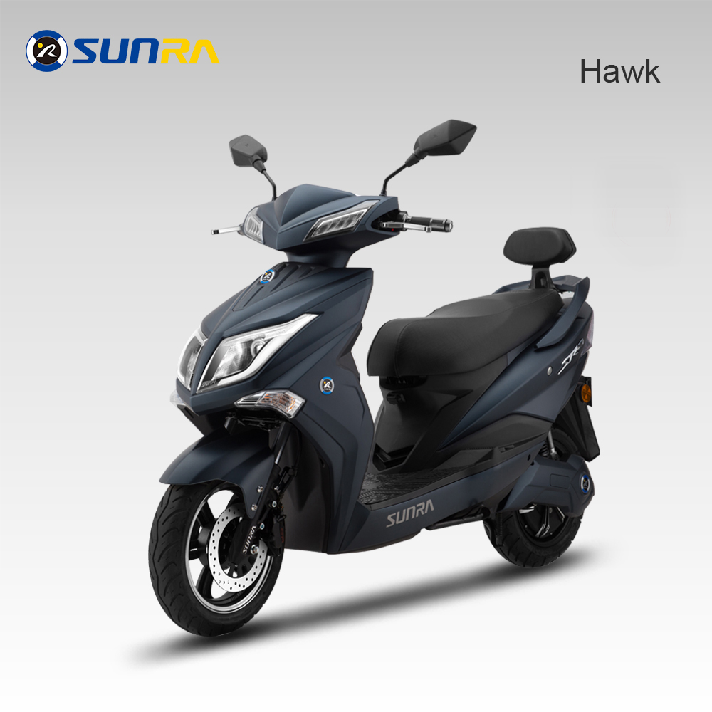 Ηλεκτρικό Σκούτερ Sunra Hawk 00006